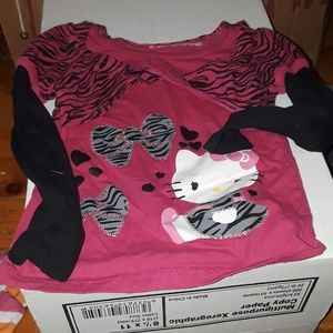 ❤5 for $20❤   Hello kitty shirt
